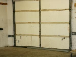 training-facility-garage-door-before