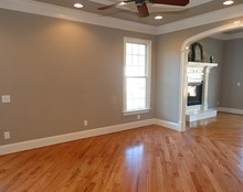 Baseboards And Crown Molding